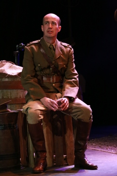 PD as Lieutenant Bradshaw