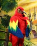 John Murdoch as Pecky the Parrot